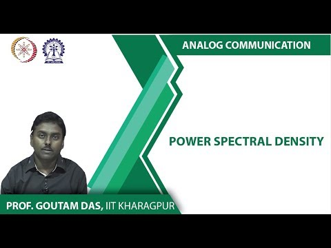 Lecture 13: Power Spectral Density