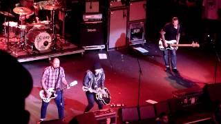 Rancid performing Radio / Black Derby Jacket live @ the Warfield on Saturday August 3, 2013