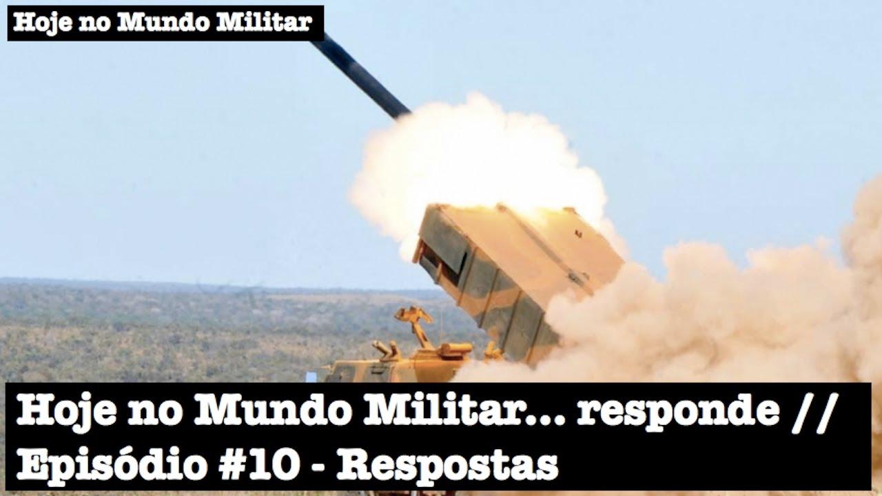 Hoje No Mundo Militar Responde 10 Respostas YouTube