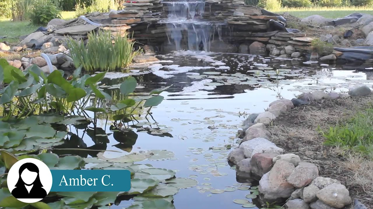 Crystal Clear Pond Water Without An Algaecide Or Uv
