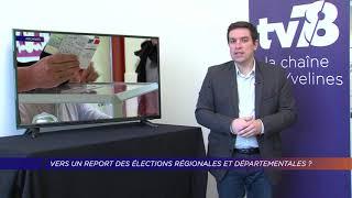 Yvelines | Vers un report des élections départementales et régionales en juin 2021