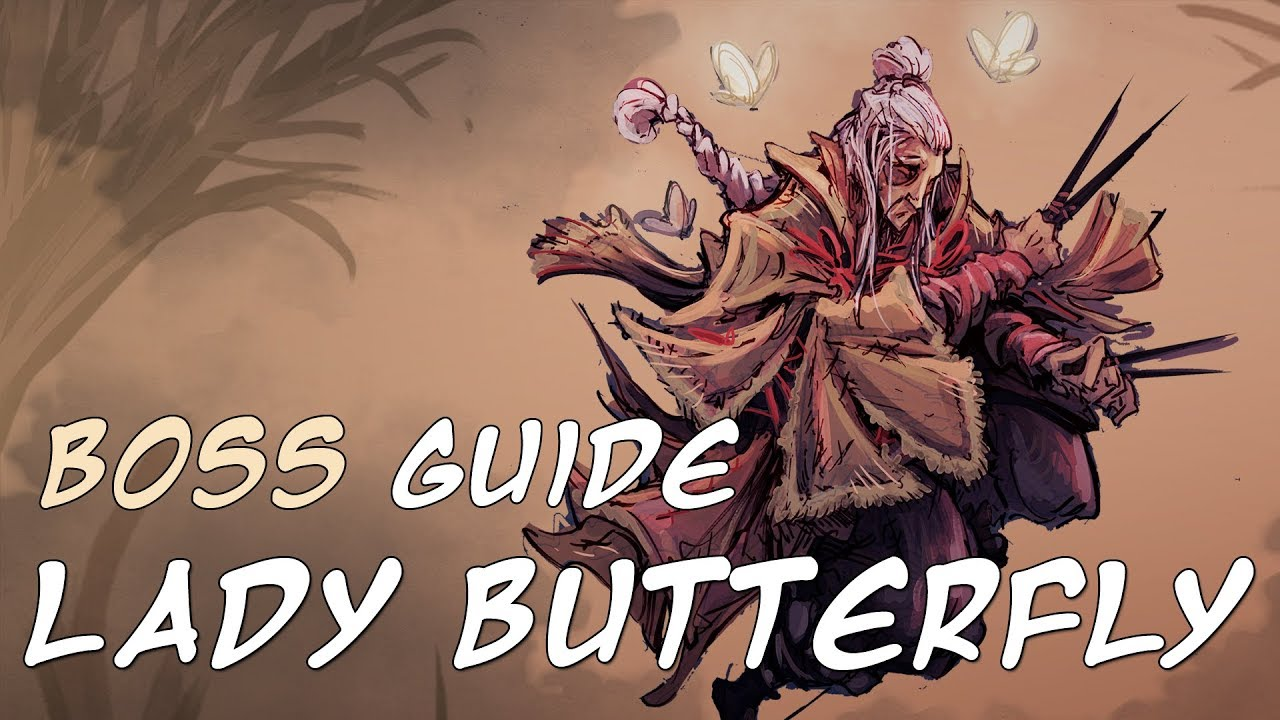 Lady Butterfly | Sekiro Shadows Die Twice Wiki