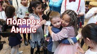 VLOG: За кулисами новогоднего шоу / День рождения Амины