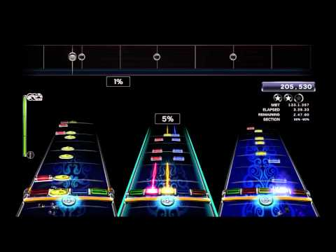 Rush Rock Band - Digital Man