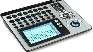 Unboxing a QSC TouchMix-16 from Sweetwater