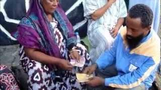 LA GRANDE MOSQUEE DE TSIDJE: Participation de Madjissabaraka