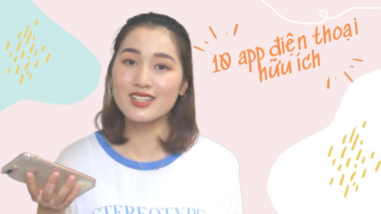 10 APP ĐIỆN THOẠI GIÚP MỘT NGÀY CỦA MÌNH TRỞ NÊN HIỆU QUẢ HƠN| Better Me | Bình Soo