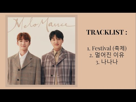 Download MeloMance 멜로망스 - Festival 축제 FULL ALBUM PLAYLIST Mp4 baru