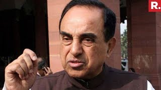 Subramanian Swamy Reacts On 2G Spectrum Case