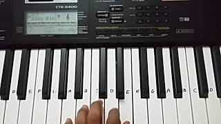 Download Hindi Video Songs - Jay adhya Sakti aarti piano tutorial