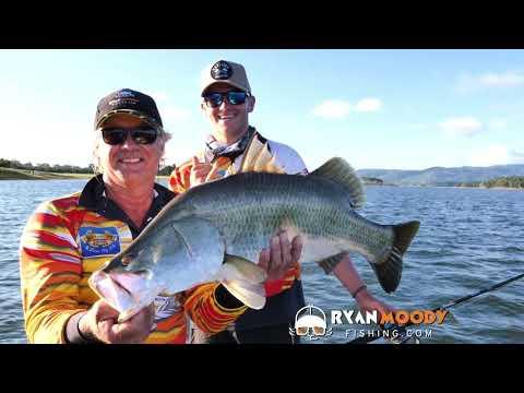 Catching Big Barramundi At Lake Tinaroo With Young Gun Jack Centofanti
