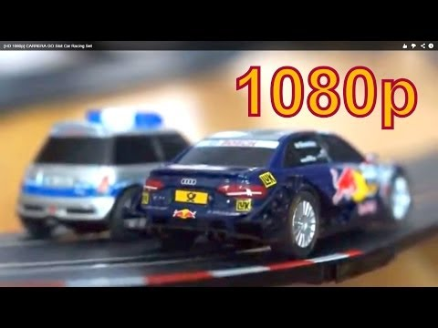 [HD 1080p] CARRERA GO Slot Car Racing Set