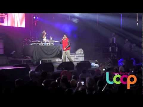 Juicy J Performs