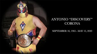 "WWE/NXT Superstars pay tribute to Antonio ""Discovery"" Corona"
