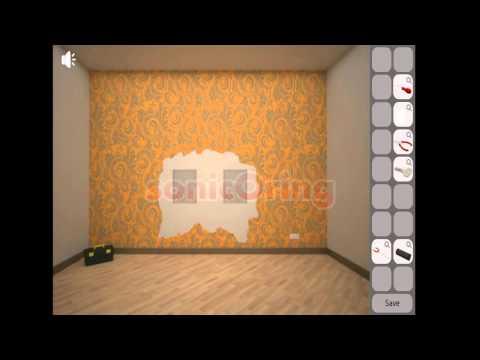 Empty Room Escape Walkthrough   Room Escape Game Walkthrough
