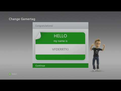 how to change your xbox ba