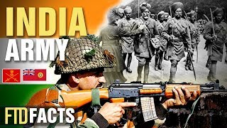 Surprising Facts About the Indian Army