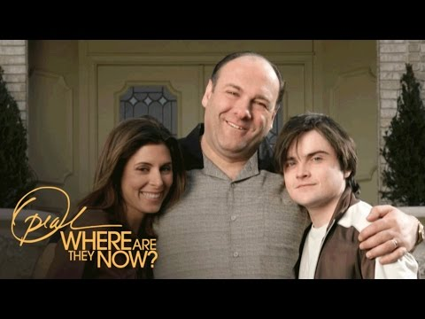 JamieLynn Sigler on James Gandolfini's Funeral  Where Are They Now  Oprah Winfrey Network