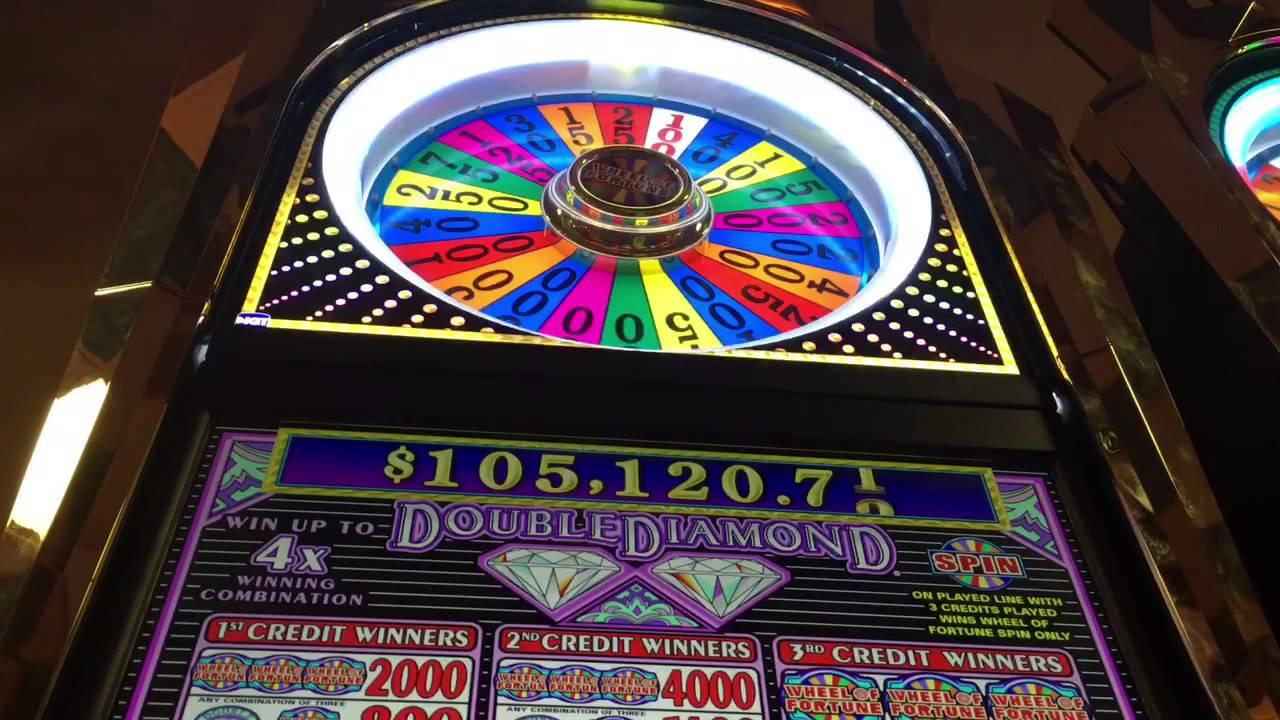 Ancient Wheel Slot Machine On Youtube