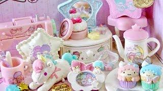 Re-ment Sanrio Little Twin Stars Dream Girl Room Complete Set リーメント サンリオ リトルツインスターズ 夢みる乙女ルーム