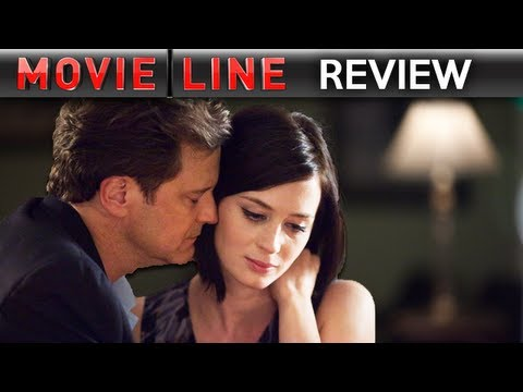 Colin Firth's Arthur Newman - Movie Review