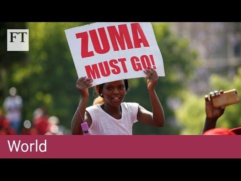 South Africa's Zuma under pressure | FT World