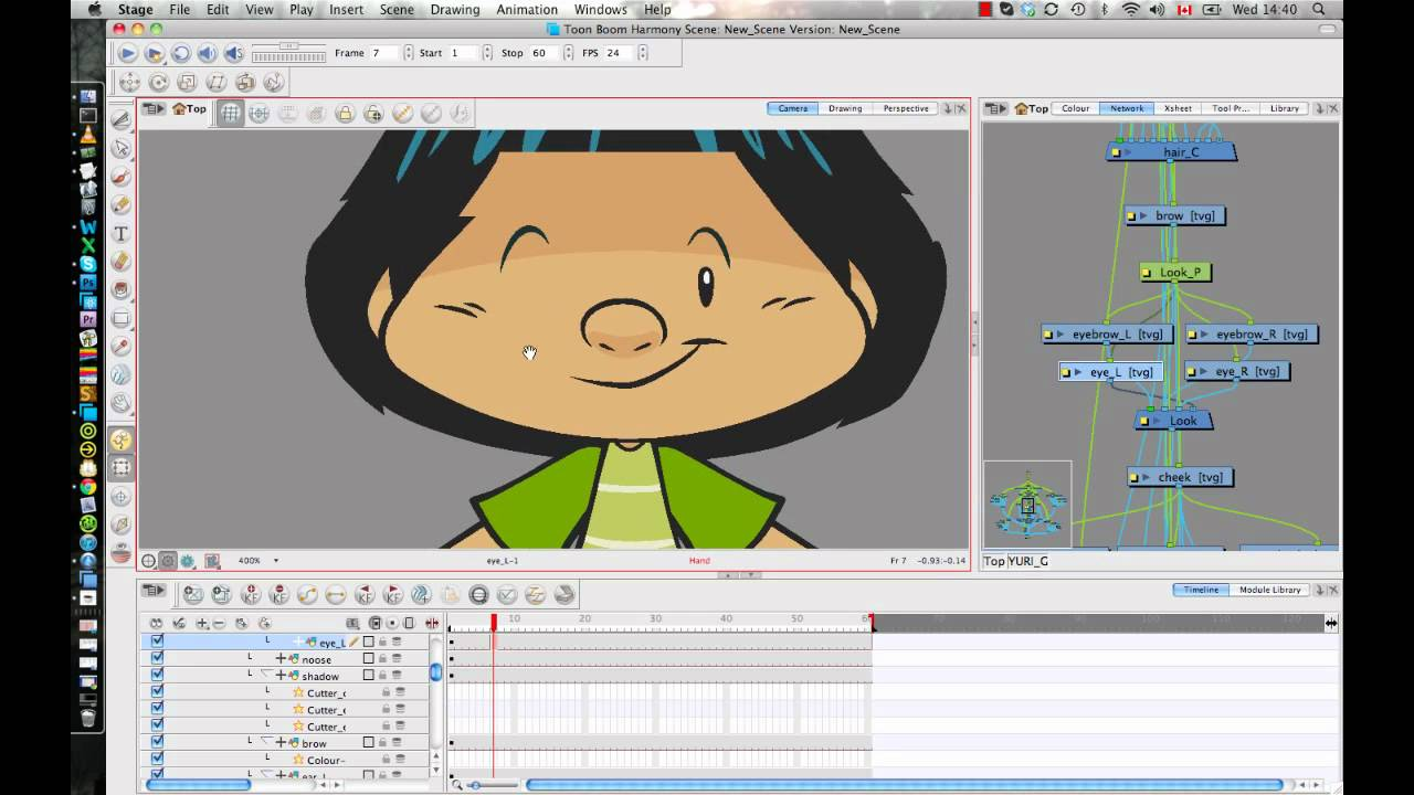 toonboom how to change from wmv