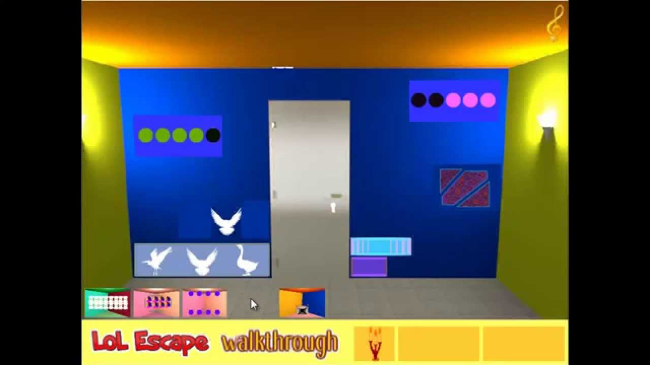 LoL Mini House scape 2 Walkthrough - Youube - ^