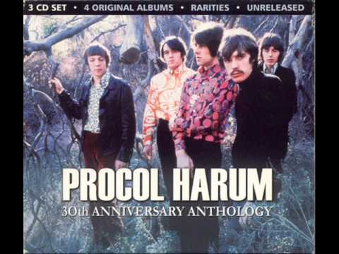 Procol Harum - A Whiter Shade of Pale [Unreleased Stereo Version] (1967)