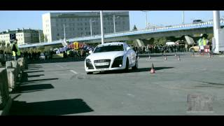 Фигурное вождение - II Этап [Astana]