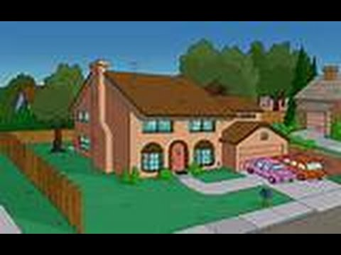 home in minecraft building simpsons house in minecraft part 1 youtube