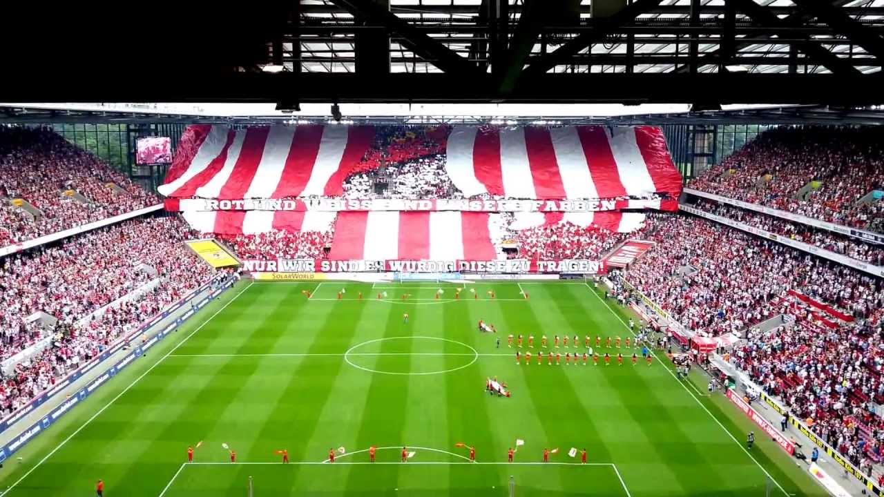 choreo 1 fc k ln fortuna d sseldorf rut und wiess youtube. Black Bedroom Furniture Sets. Home Design Ideas