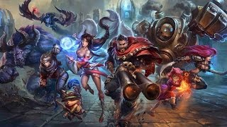 The Rise of DOTA and League of Legends