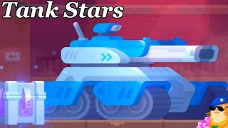Открываем кейсы Tank Stars! битва танчиков! Легендарный танк старс