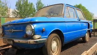 ЗАЗ 968 А Экспортный 1977 года. с 96 года стоит в гараже без движения