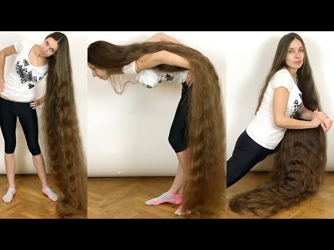 Working Out With Floor Length Hair from YouTube · Duration:  11 minutes 11 seconds
