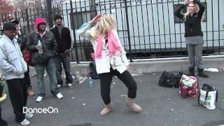 So You Think You Can Dance Season 8 Auditions, New York City thumbnail