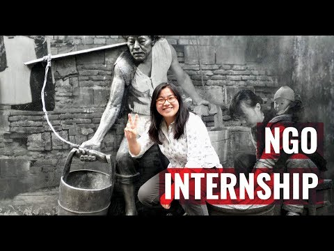 NGO internship in Chengdu - Reference Video