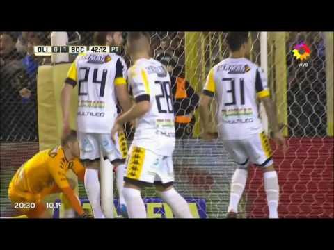Olimpo 2-2 Boca Juniors - Fecha 29 Torneo Argentino 2016/17