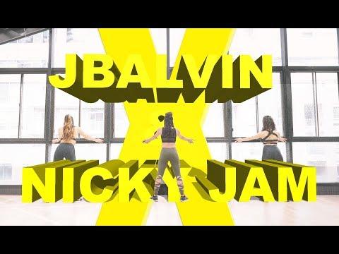 X - J BALVIN & NICKY JAM (STEF WILLIAMS REGGAETON CHOREOGRAPHY)