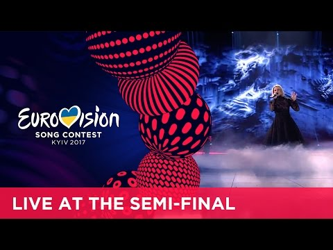 Norma John - Blackbird (Finland) LIVE at the first Semi-Final