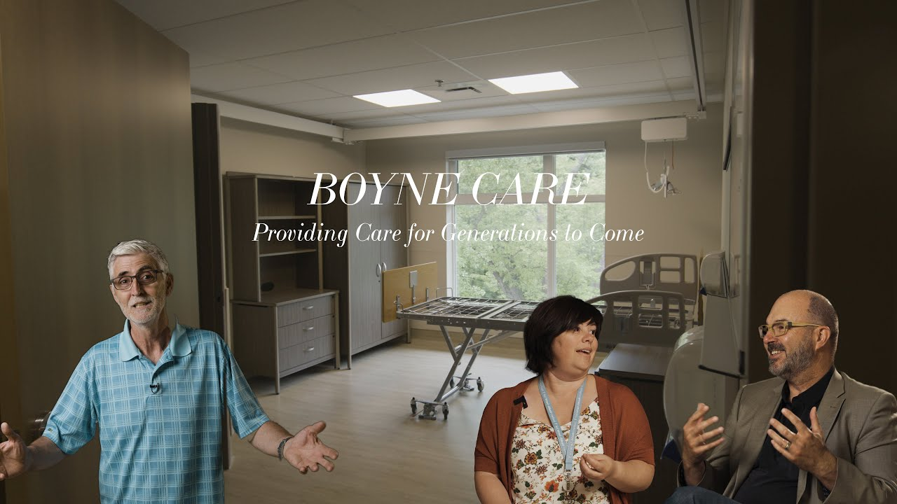 Boyne Care // Bringing Next Level Care