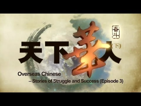 Overseas Chinese: Stories of Struggles and Success E03 天下华人:奋斗(下)
