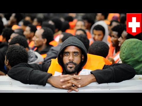 Medecins Sans Frontieres' new ship will rescue African migrants at sea in the Mediterranean