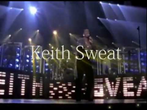 Keith Sweat Live In Concert (August 20 Blue Cross Arena)