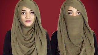 Summer Hijab Style Without Inner cap ||Mutahhara♥️