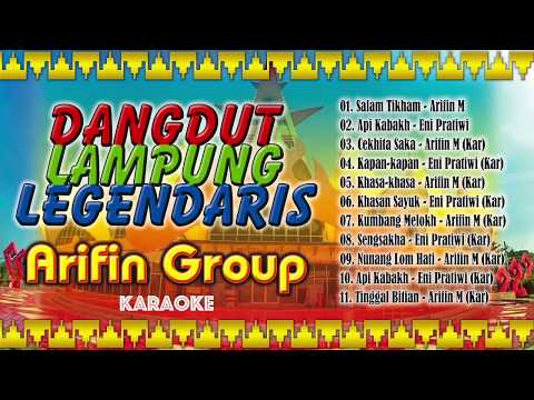 Dangdut Lampung Legendaris - Arifin Group (Part II)