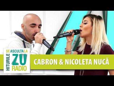 Cabron feat. Nicoleta Nuca - Adevar sau Minciuna (Live la Radio ZU)