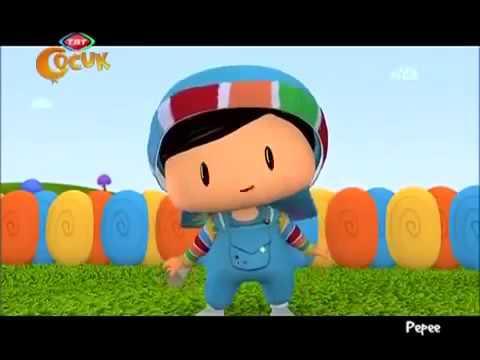 Pepee Atma Kullan Oynuyor - Pepee Çizgi Filmleri İzle