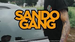 Sando Gang Official Lyric Video - Akosi Dogie (feat. Weigi, Prettytaco, Gabra